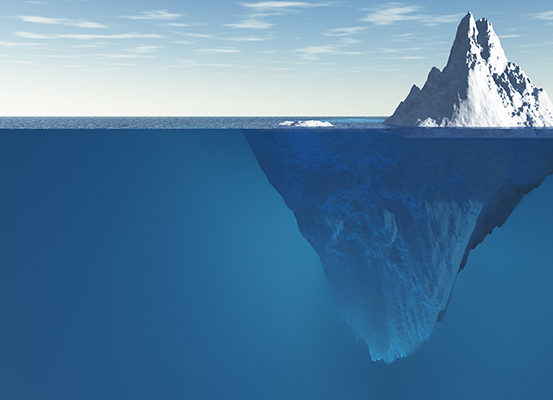 Hormones: The Tip of the Iceberg